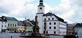 Radnice Rýmařov