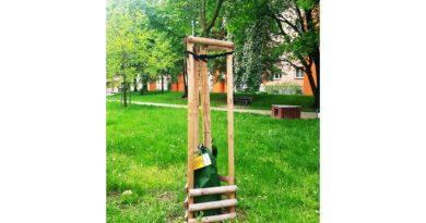 Radegast chrání stromy před suchem